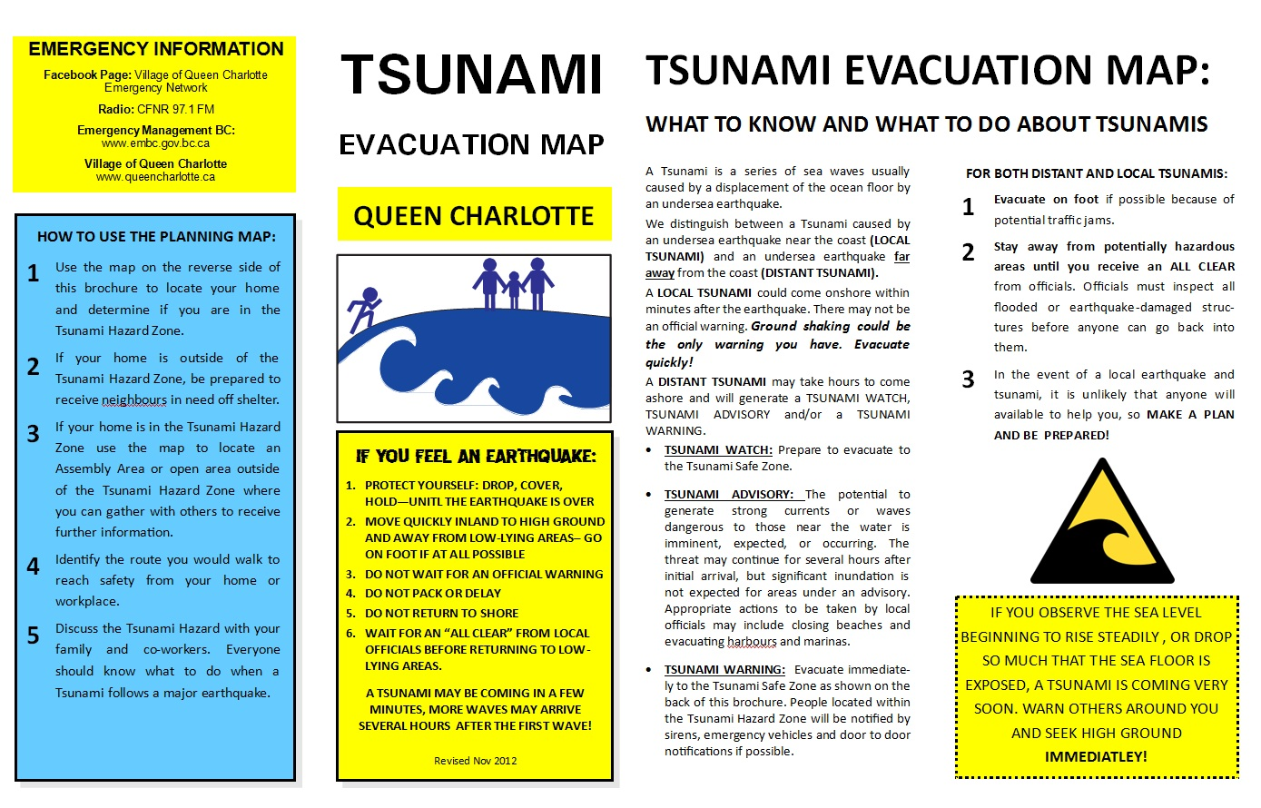 tsunamis brochure A tsunami is a series of ocean waves started by a sudden displacement of ocean water, usually by an earthquake like the waves spreading out from a dropped rock, a tsunami's waves rapidly travel in all directions away from the disturbance and can spread across entire ocean basins.