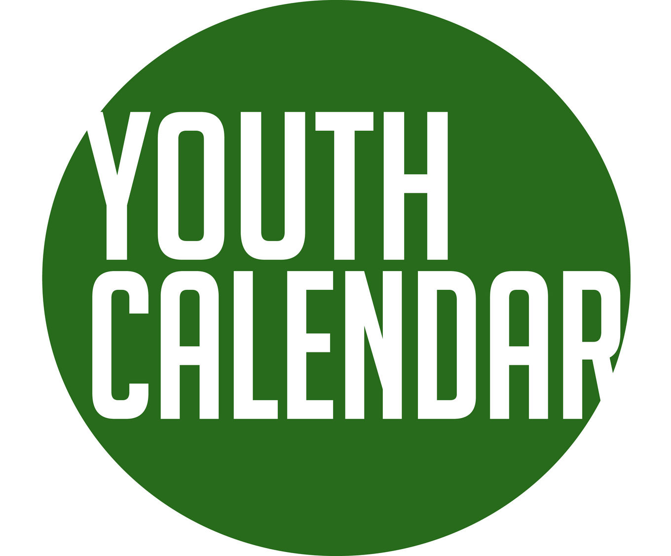 Youth Center Events Calendar
